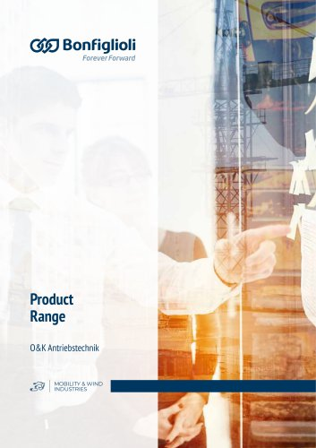Product Range Catalogue - O&K Antriebstechnik
