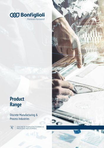 Product Range Discrete Manufacturing & Process Indusries