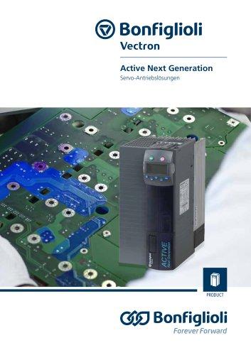 Servo-Antriebslösungen - Active Next Generation