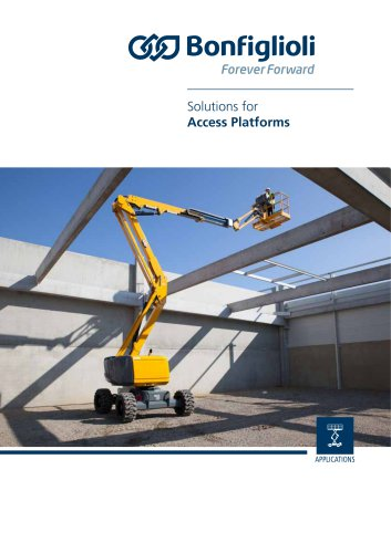 Solutions for access platforms