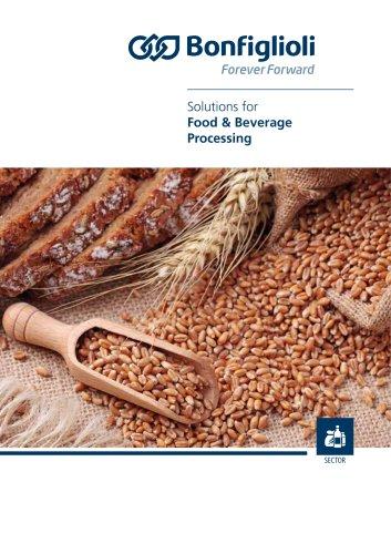 Solutions for Food & Beverage