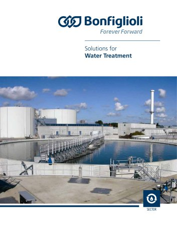 Solutions for Water Treatment