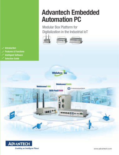 Embedded Automation Computers