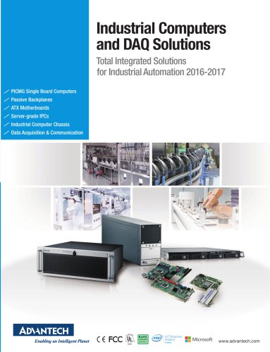 Industrial Computers and DAQ Solutions