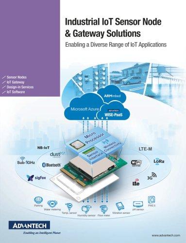 Industrial Sensor Node & Gateway Solutions