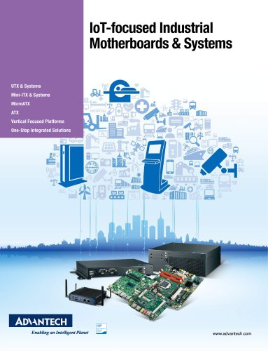 IoT-focused Motherboards & Systems