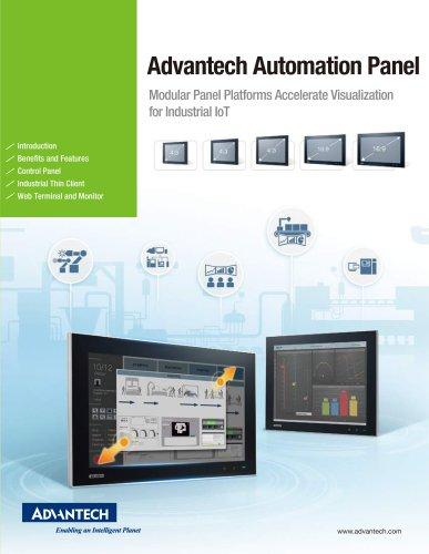 Modular Panel Platforms