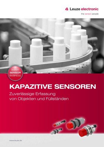 Kapazitive Sensoren - Zuverlässige Erfassung