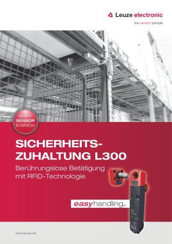 L300 – Sicherheitszuhaltungen