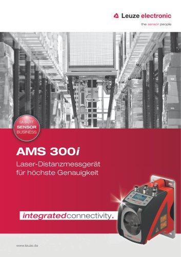 Laser-Distanzmessgerat AMS 300