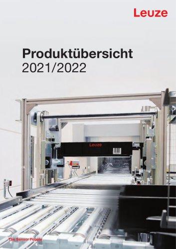 Produktübersicht 2021/2022