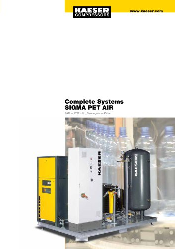 Complete Systems SIGMA PET AIR