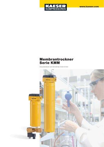 Membrantrockner Serie KMM