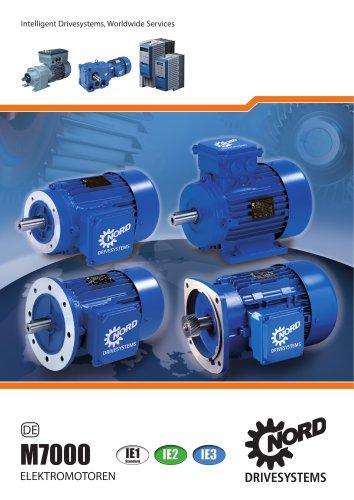 Elektromotoren - VE 10 (M7000)