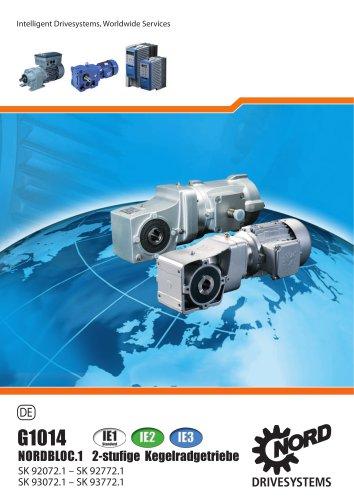 Elektronische Verstellgetriebe (G4014 )