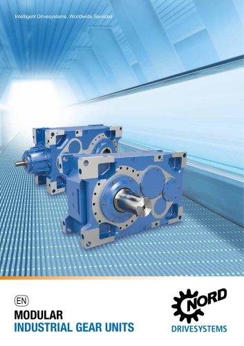 NORDBLOC Industrial gear unit - Unit 25 (F1050)