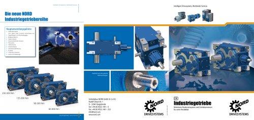 NORDBLOC Industriegetriebe