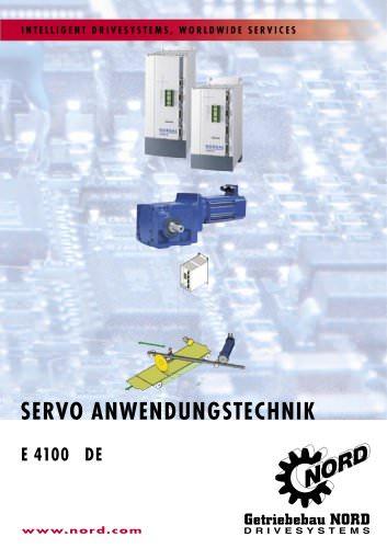 Servo-Anwendungen