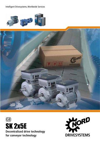 SK 2x5E Flyer for materials handling technology - Unit 25