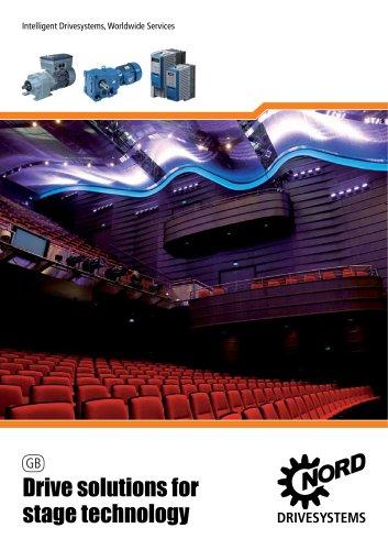 Stage Technology - Unit 25