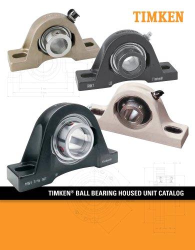 Timken Ball Housed Unit Catalog