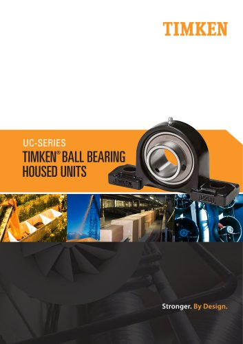 UC Series Ball Housed Units