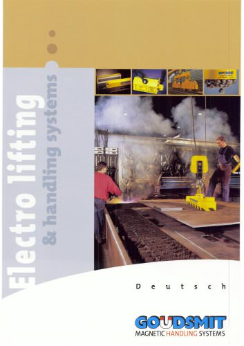 Elektro Hebe & Handlingssysteme