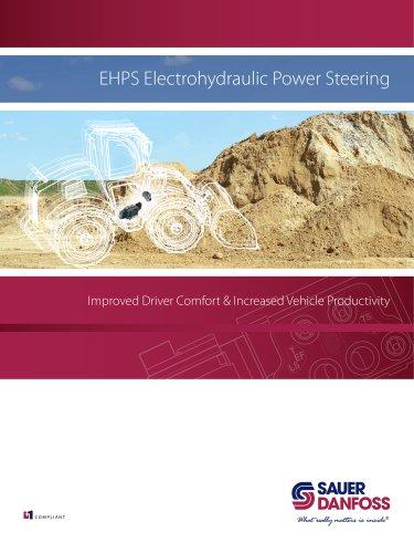Electrohydraulic Steering Unit (EHPS)