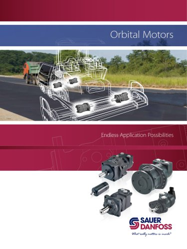 Orbital Motors Product Brochure