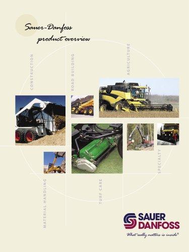 Sauer Danfoss - All Products
