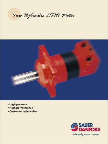 TMT new hydraulic motor
