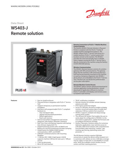 WS403-J