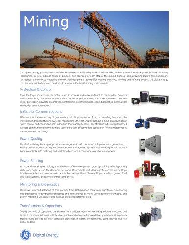 Digital Energy Mining Brochure
