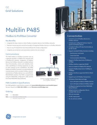 Multilin P485