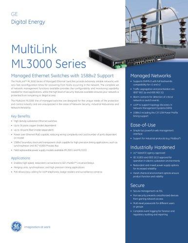 MultiLink ML3000 Series