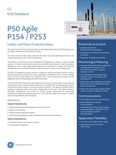 P50 Agile P154 / P253