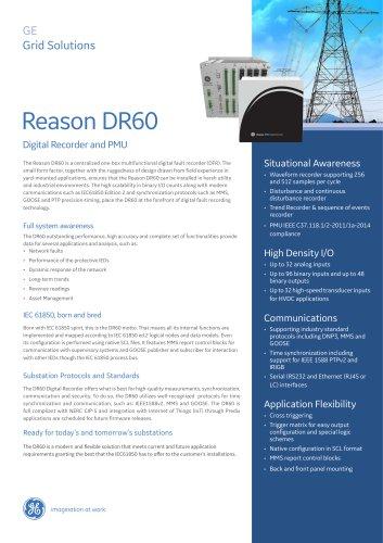 Reason DR60