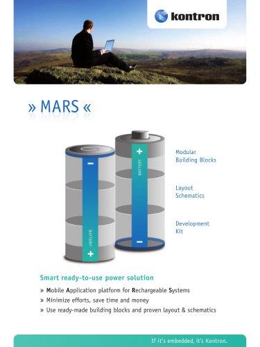 MARS Concept Brochure