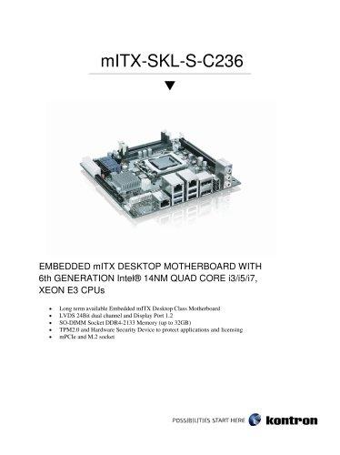 mITX-SKL-S-C236