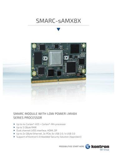 SMARC-sAMX8X