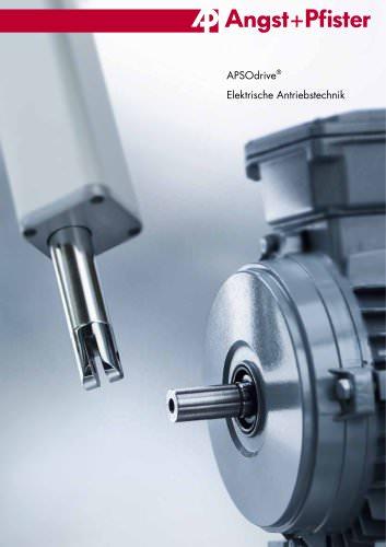 APSOdrive® Elektrische Antriebstechnik
