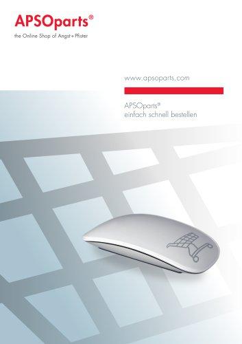 APSOparts® Broschüre