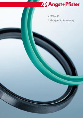 APSOseal® Dichtungen für Prototyping