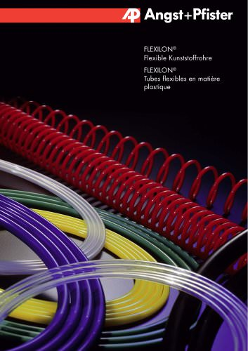 FLEXILON® Flexible Kunststoffrohre