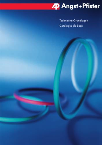 O-Ringe Technische Grundlagen