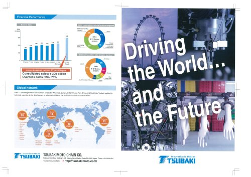 Driving the World...and the Future