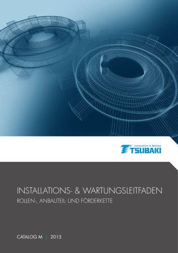 INSTALLATIONS- & WARTUNGSLEITFADEN
