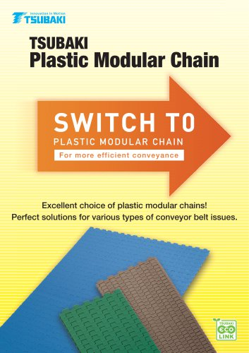 Switch to Plastic Modular Chain for More Efficient Conveyance