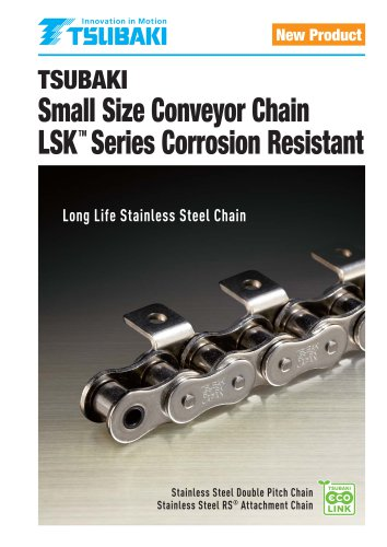 Tsubaki LSK Series Small Size Conveyor Chain