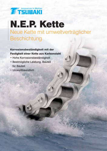 Tsubaki NEP Chain Brochure
